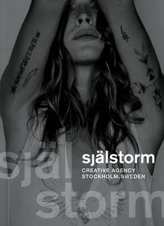 själstorm   creative agency. stockholm, sweden. christopher & elice dangtran