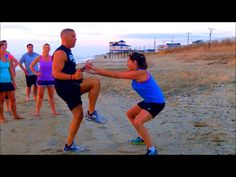 Plyometrics and Body weight Outer Banks Bootcamps 2013 Bootcamps, Plyometrics, Body Weight, Banks, Running, Sports, Youtube, Hs Sports, Keep Running