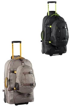 Product Image of Fast Track 75 Wheeled Backpack - by Caribee