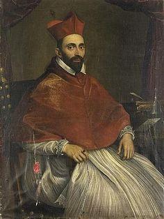 Cardinal Ghislieri
