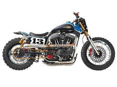 Sportster Custom XLST3 | Custom Bikes from the Award Winning Shaw Speed & Custom