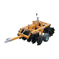 Amazon.com: King Kutter Tow-Behind Garden Tractor/ATV Compact Disc - 33in. Working Width,...: Patio, Lawn & Garden