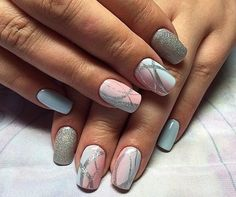 They allow to display a manicure impeccable during several weeks and to play with the form and the length of our nails. In the the laying… Continue Reading → Best Nail Art Designs, Colorful Nail Designs, Perfect Nails, Gorgeous Nails, Cute Nails, Pretty Nails, Hair And Nails, My Nails, Manicure