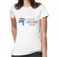 """""""we are fvck trump"""" Classic T-Shirts by ifahhonimzy 