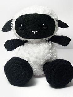 These pint-sized sheep work up fast and make great little companions. Whether you need a whole bunch to count on those nights when sleep seems out of reach or just one little sheep to keep you company, they'll always be there for you!
