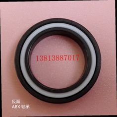 41.40$  Watch now - http://alisci.worldwells.pw/go.php?t=32402053023 - 6906 full SI3N4 ceramic deep groove ball bearing 30x47x9mm P5 ABEC5