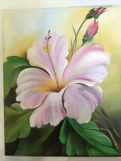 Result of the image for the painting on canvas flowers China Painting, Tole Painting, Fabric Painting, Watercolor Paintings, Image Painting, Arte Floral, Pinterest Pinturas, Acrylic Painting Techniques, Painting Inspiration