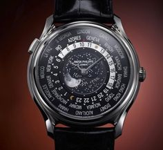 Patek Philippe NEW-LIMITED 1300 PIECE-限量1300支 175th Anniversary Collection World Time 5575G-001 - Selling Price 售價: HK$808,000. #5575g #5575g001 #5575g_001