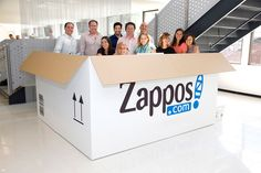Educate and engage your customer through social media: The Zappos Strategy | Scoop.it Blog