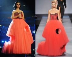 -->Chainsaw Tulle Couture   Viktor and Rolf Spring 2010 Collection.