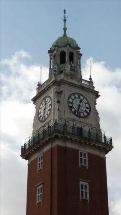 Torre  Monumental (ex Torre de los Ingleses) , Buenos Aires