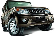 Компания Mahindra & Mahindra выпустит обновленный внедорожник Bolero