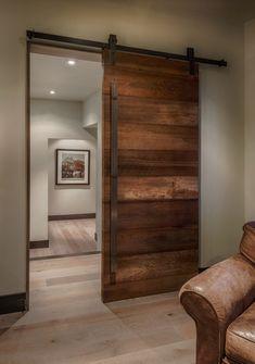 Rustic Barn Door Hardware | Hanging Barn Doors For Closets | Barnwood Barn Doors 20190123