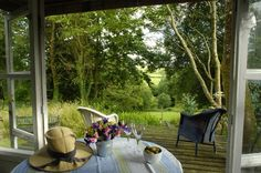 Secluded Luxury Self Catering Devon with Swimming Pool, Luxury Self Catering Devon Heated Pool