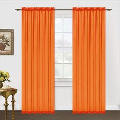Bronco Room Curtains