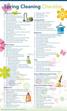 Spring Cleaning Checklists Room by Room Cleaning Tips, Checklists Cleaning homecleaningdi .Spring Cleaning Checklists Room by Room Cleaning Tips, Checklists Cleaning homecleaningdiyfreeprintables room How to Spring Clean Your House in Only One Week