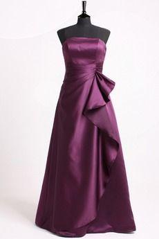 Αμάνικο Φθινόπωρο Φυσικό Πλαϊνό Ντραπέ Μήκος πατωμάτων Βραδινά φορέματα