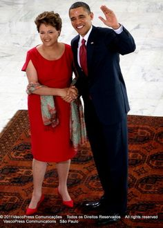 President Obama and First Lady will host Dilma Rousseff for an official State Visit with a State Dinner at the White House in October -  IMG_4548