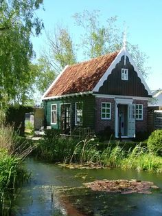 Bungalows, B & B, Dream Vacations, Belgium, Netherlands, Holland, Tiny House, The Good Place, Places To Go
