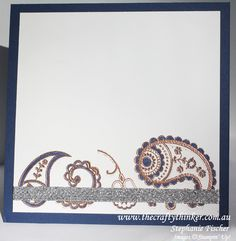 The Crafty Thinker: Stephanie Fischer - Independent Stampin' Up Demonstrator…