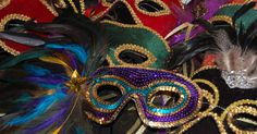 Throw Your Own DIY Masquerade Party >> http://blog.diynetwork.com/maderemade/2014/02/26/masquerade-party/?soc=pinterest