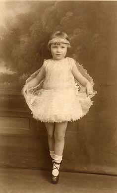 Dot as a fairy in 1930 by lovedaylemon, via Flickr