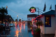 Pier 23 Cafe in San Francisco