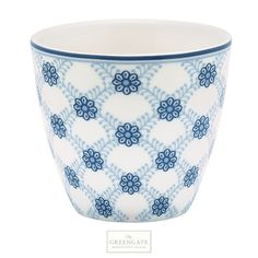 GreenGate latte cup Lolly blue SS17