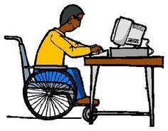 les volgen met rolstoelman
