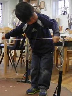 atelierista: Atelierista and the language of string, understanding math and mass
