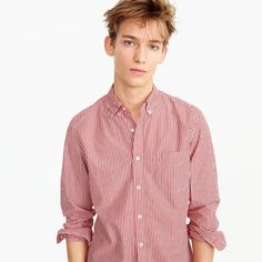 https://www.jcrew.com/ru/p/mens_category/shirts/classicfitshirts/secret-wash-shirt-in-red-and-white-stripe/H1688?color_name=harvest-red  Jcrew Secret Wash shirt in red and white stripe item H1688  color: harvest red