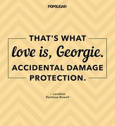 Rainbow Rowell's Best Book Quotes on Love: Landline