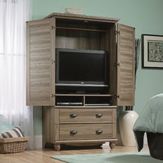 Armoires - Find the Perfect Armoire for your Bedroom | Wayfair