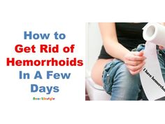 Hemorrhoids and what to do about them See More details at: http://bit.ly/1PoiB11  If you like please Share and comment