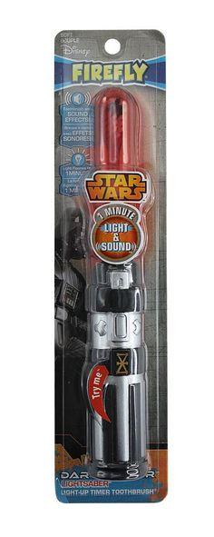 Star Wars Zubní Kartáček blikající - Bambule Království hraček