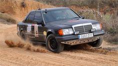 Preparación Mercedes W124 300D Turbo