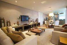 https://flic.kr/p/8X7Juk | Fotografia do apartamento decorado Bela Cintra, São…