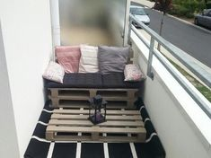 pequeños balcones decorados - Buscar con Google