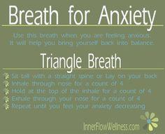 pranayama for anxiety | breath & anxiety | yoga & anxiety