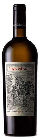 Pera-Manca é a marca que a Adega Cartuxa destina aos vinhos de excepção. O Pera-Manca Branco foi produzido pela primeira vez em 1990.