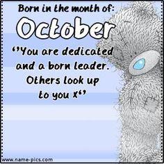 Birth Month Cupcake