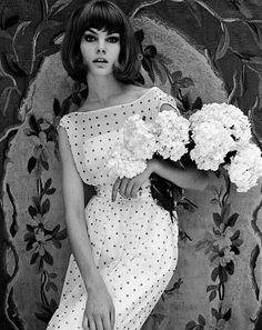 Jean Shrimpton, 1961......60's fashion | Tumblr