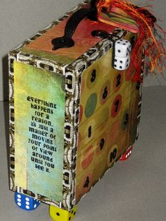 funky cigar box