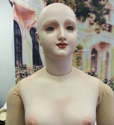 Antique Reproduction Doll Mannequin Lady Grace French Fashion Bru 5' Feet Tall  | Dolls & Bears, Dolls, By Material | eBay!