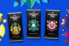 Arcobaleno Chocolate (Student Project) on Packaging of the World - Creative Package Design Gallery