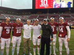 COACH RILEY AND THE GANG