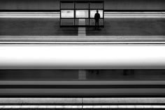 German artist Kai Ziehl approaches architecture photography with a certain style