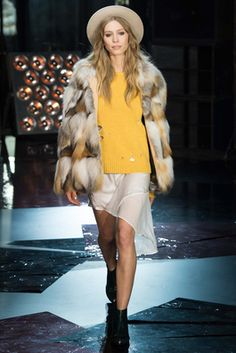 Zadig & Voltaire Fall 2015 Ready-to-Wear Fashion Show: Complete Collection - Style.com