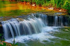 Yellow Creek Falls (Lower) by Randy_W, via Flickr