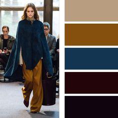 Colour Combinations Fashion, Color Combinations For Clothes, Color Combos, Color Schemes, Color Trends, Color Harmony, Color Balance, Color 2017, Impression Textile